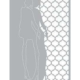 Pronty Maschera Stencil - Fashion Girl