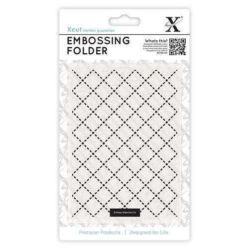 embossing Präge Folder Prægning af mapper