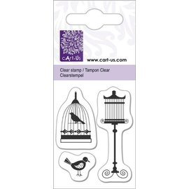 Cart-Us Transparent Stempel