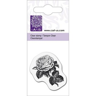 Cart-Us small rose 1, 5x6cm