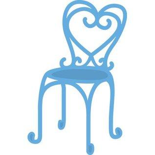Marianne Design Creatables - Franse bistro stoel