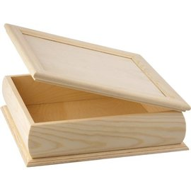Objekten zum Dekorieren / objects for decorating boîte de serviette, 22 x 31cm