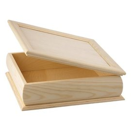 Objekten zum Dekorieren / objects for decorating Caja de la servilleta, 22 x 31cm