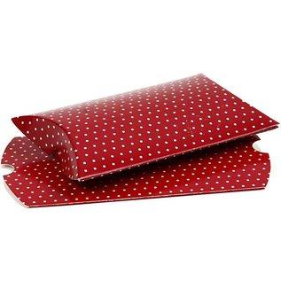 Dekoration Schachtel Gestalten / Boxe ... Gemaakt van stevig karton (300 g), met vergrendelingslipjes aan beide uiteinden