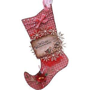 Objekten zum Dekorieren / objects for decorating MFD boots from Joy Crafts