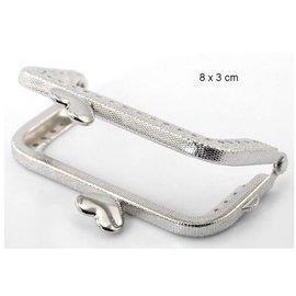 Embellishments / Verzierungen NIEUW: 1 Taschen metalen beugel met video tutorial hier op het product!