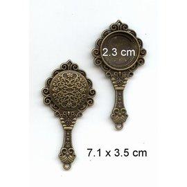 Embellishments / Verzierungen 1 cadre de miroir