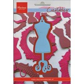 Marianne Design Mannequin, LR0292