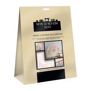 Textil Kit Craft: chauffe Théière pour la couture