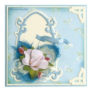 Leane Creatief - Lea'bilities und By Lene Fancy papier te maken voor bloemen, 16 vellen A5