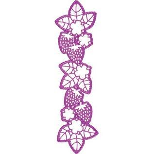 Joy!Crafts / Jeanine´s Art, Hobby Solutions Dies /  Strawberry Bordure