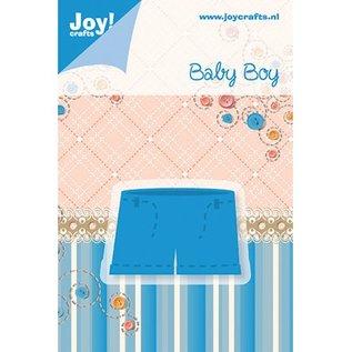 Joy!Crafts / Jeanine´s Art, Hobby Solutions Dies /  Baby Boy, Baby Broeken