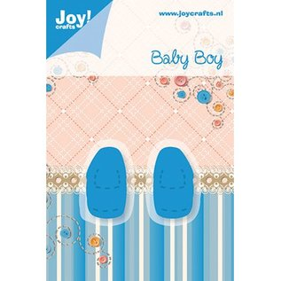 Joy!Crafts / Jeanine´s Art, Hobby Solutions Dies /  Bebé, zapatos de bebé