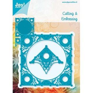 Joy!Crafts / Jeanine´s Art, Hobby Solutions Dies /  + Ruit hoek