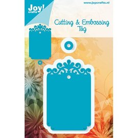 Joy!Crafts / Jeanine´s Art, Hobby Solutions Dies /  Joy Crafts, Schneide- und Prägeschablone