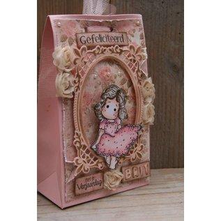Joy!Crafts / Jeanine´s Art, Hobby Solutions Dies /  Ovaal de Bourbon lelies