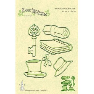 Leane Creatief - Lea'bilities und By Lene Cutting and embossing template for different occasions