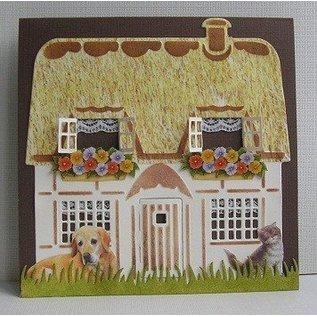 Marianne Design Ontwerpbaar Engels Cottage