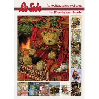 Bücher, Zeitschriften und CD / Magazines Le Suh 3D A5, Beren knipvellen.