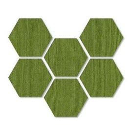 Sizzix Sizzix Skæreskabelon - Hexagon 1.8 cm