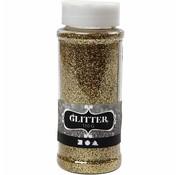 BASTELZUBEHÖR, WERKZEUG UND AUFBEWAHRUNG Glitter, gold, 110 g