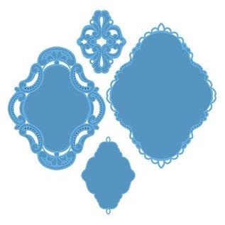 Marianne Design Marianne Design, ornamenti di Petra, 13x19cm, LR0279