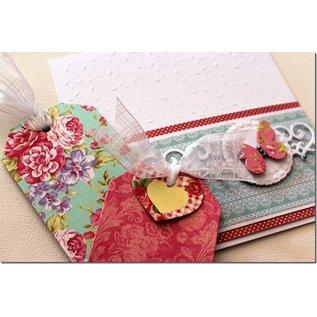 Textil Nostalgische Labels Fabric Tags, 30Stück sortiert, 6013-0781