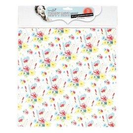 Textil Fiori in tessuto autoadesive, 30,5 x 30,5 centimetri