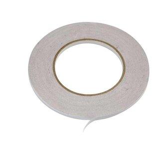 BASTELZUBEHÖR, WERKZEUG UND AUFBEWAHRUNG 1 roll with 50 meters, double-sided adhesive, transparent