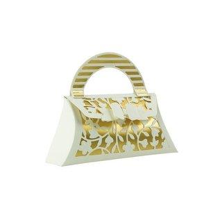 Tonic Studio´s Poinçonnage et gaufrage modèle: Une poche jolie 3D