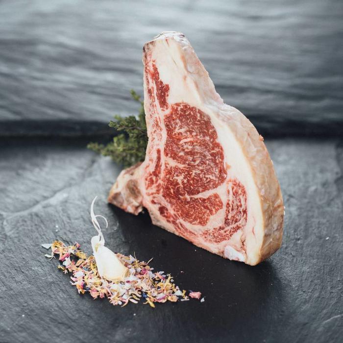 Prime Rib Steak Dry Aged