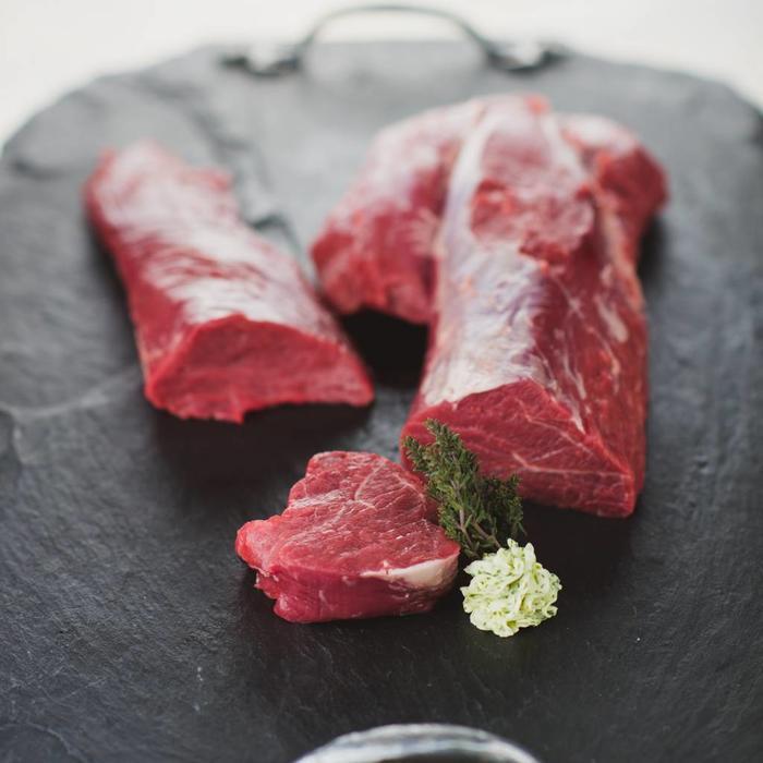 Rinderfilet/Tenderloin Steak vom Weiderind