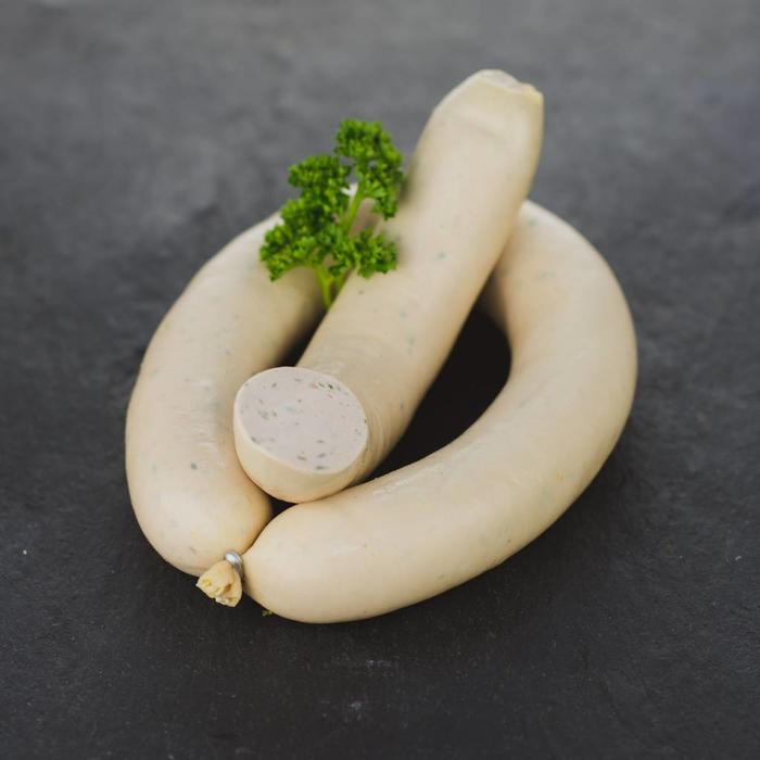 Weiße Fleischwurst