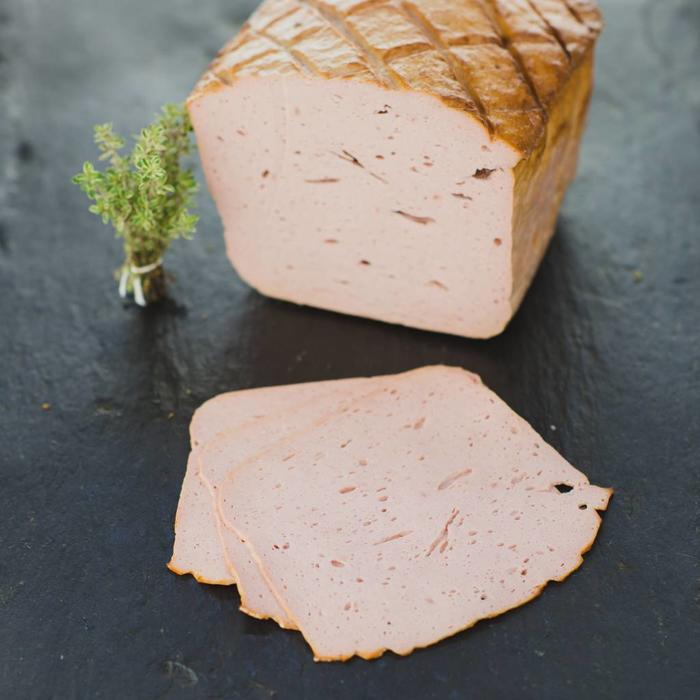 Fleischkäse zum Selberbacken