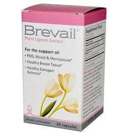 Barlean's Brevail Plant Lignan Extract, 30 Capsules