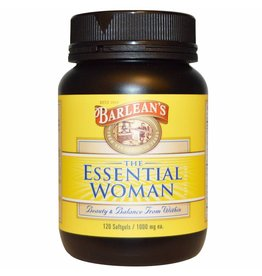 Barlean's The Essential Woman, 1000 Mg, 120 Softgels