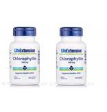 Life Extension Chlorophyllin,  100 Vegetarian Capsules, 2-pack