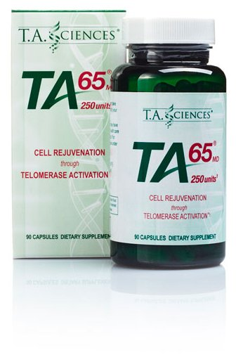 T.A. Sciences TA-65MD 250IE (90 capsules)