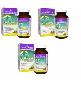 New Chapter Zyflamend Whole Body 180 Vegetarian Capsules, 3-pack