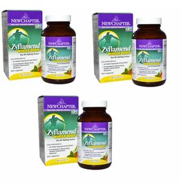 New Chapter Zyflamend Whole Body- 120 Vegetarian Capsules, 3-pack