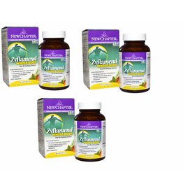 New Chapter Zyflamend Whole Body - 60 Vegetarian Capsules, 3-pack