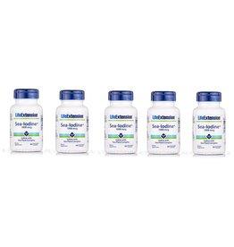 Life Extension Sea-Iodine, 5-pack