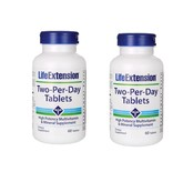 Life Extension Two-Per-Day Tablets, 60 Tablets, 2-pack