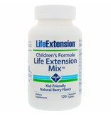 Life Extension Children's Formula Life Extension Mix, 120 chewable tablets