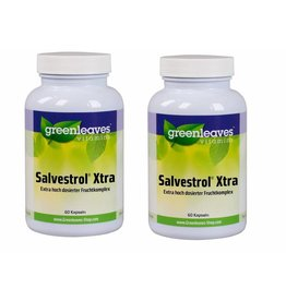 Greenleaves vitamins Salvestrol Xtra, 2-pack
