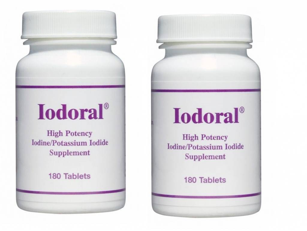 Life Extension Iodoral, 2-pack