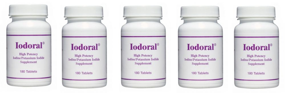Life Extension Iodoral, 5-pack
