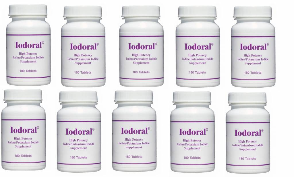 Life Extension Iodoral, 10-pack