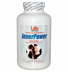 Life Enhancement Innerpower With Xylitol Drink Mix, Cherry Flavored