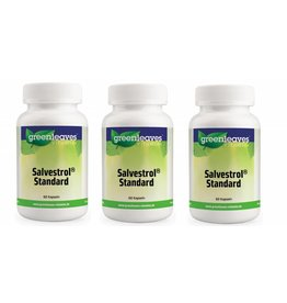 Greenleaves vitamins Salvestrol Standard, 3-pack